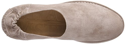 Shabbies Amsterdam lowshoe matching Norfolk flat sole, Mocassins femme Rose (Cipria)