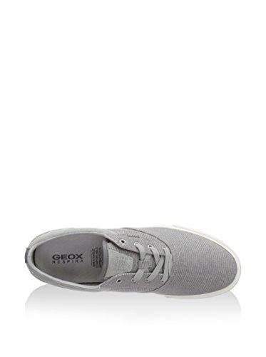 Geox , Herren Sneaker Mehrfarbig Multicolore Grigio
