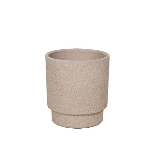 1240C Übertopf aus Keramik Gr. S - XXL Pflanztopf Blumentopf Pflanzgefäß Pflanzkübel (S)