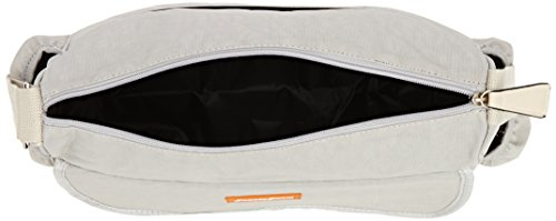 SwankySwans  Joseph and Mary Baby Changing S,  Damen Tornistertasche Grau