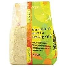 Harina Ecológica de Maíz Integral (500 gr) BIOSPIRIT