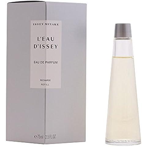 ISSEY MIYAKE L'EAU D'ISSEY agua de perfume refill 75 ml