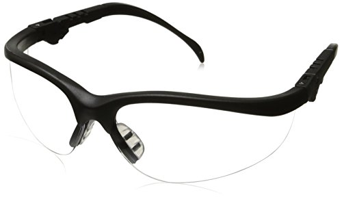 klondike-plus-safety-glasses-black-frame-clear-lens