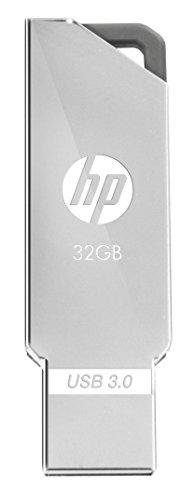 HP x740w 32 GB USB 3.0 Flash Drive (Gray)