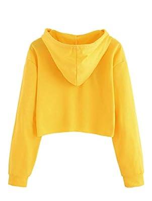 FashMind Women's Hoodies Sweatshirt