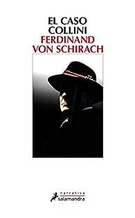 El Caso Collini par Ferdinand von Schirach