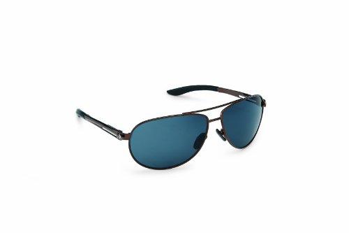 Golf Diablo Flier Sonnenbrille f¨¹r Herren (Bronzerahmen / NEOX NX14 Objektiv, mittelgro? - gro?)