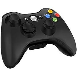 Manette Sans Fil pour Xbox 360 Double Vibration Contrôleur de Jeu pour Xbox 360 / PC