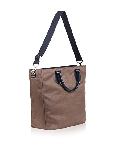 Kipling City Yannik KC Sac à main Fourre-tout 34 cm city brown