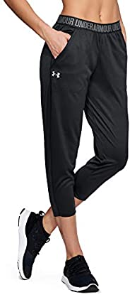 Under Armour Women's Play Up Capri - Solid Ti