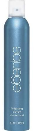 Aquage Finishing Spray Ultra-firm Hold, 10 Ounce by Aquage (Aquage Spray Finishing)