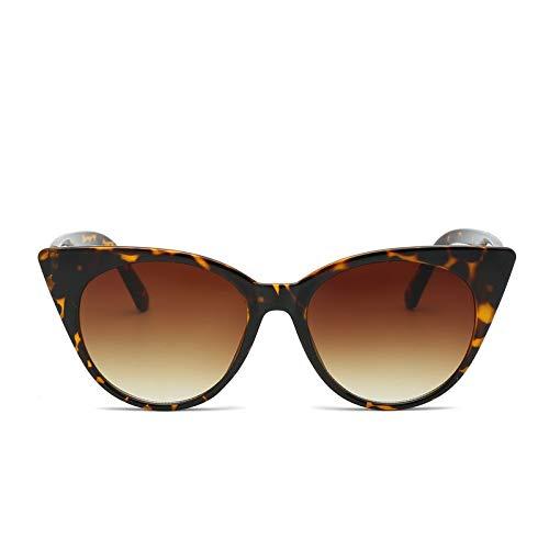 AAMOUSE Sonnenbrillen Eye Sonnenbrillen Damen DesignerSonnenbrillen Damen Brille Günstige Retro Shades Gradient Lens Glasses