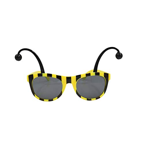 BESTOYARD Party Sonnenbrille Neuheit Biene Brillen Fancy Dress Sonnenbrille Party Favors Foto Prop