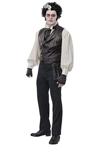 Sweeney Todd Herren Kostüm - S