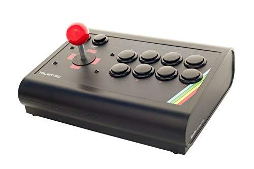 USB Arcade Console und Controller für PS4, PS3, PC und Raspberry: RasPi Arcade Stick (Spectro Edition)