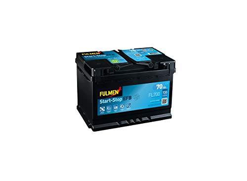 FULMEN - Batterie EFB FULMEN FL700