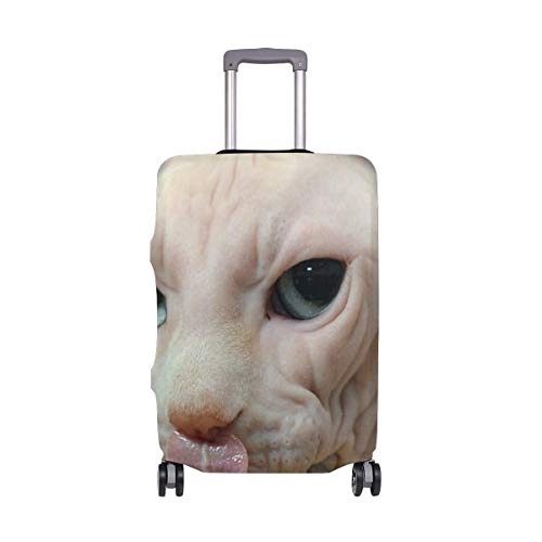 Travel Suitcase Protectora Cat'S Tale Luggage Cover 29-32Inch M