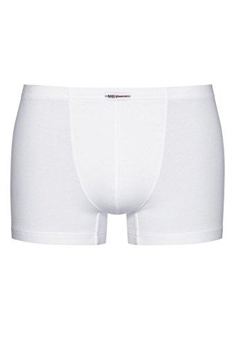 Mey Herren Herren Pyjama kurz 42221 Weiß