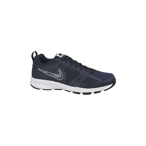 Nike , Herren Sneaker Dunkelblau / Weiß / Schwarz