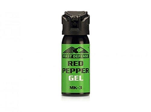 First Defense Pepper Gel. KLEIN MK-3 Pfefferspray