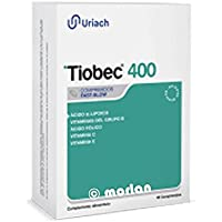 Tiobec 400 , 40comprimidos