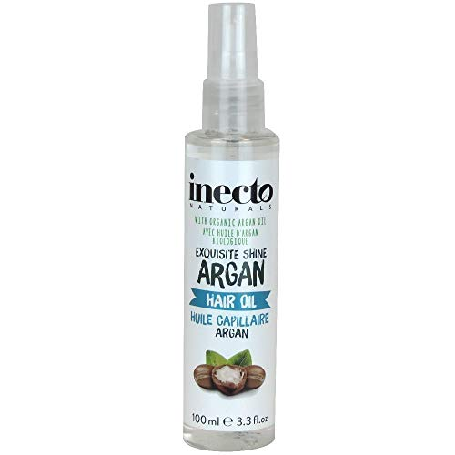 Inecto Naturals - Exquisite Shine Argan Hair Oil Spray - 100ml