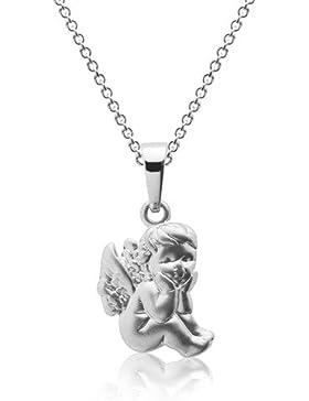 Unique Kette für Kinder Engel 925 Silber KP0002SLK
