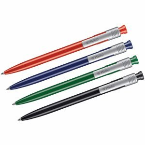 Herlitz Kugelschreiber Standard blau