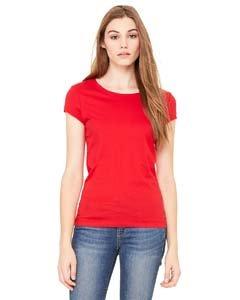 Modisches Top 'Kimberley' - Farbe: Red - Größe: XL -