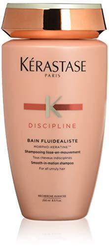 Kerastase DISCIPLINE Bain Fluidealiste Shampoo per capelli crespi o ricci, 250 ml