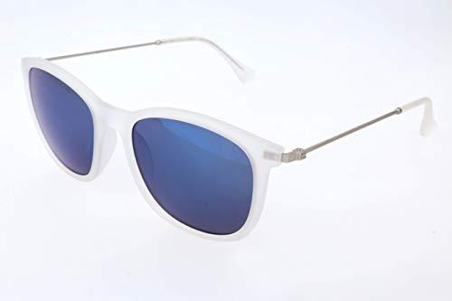 db1a23a08b Calvin Klein Ok Gafas de sol, Blanco (White), 53.0 para Hombre