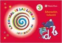 L'espiral De Les Lletres. Lectoescriptura 3 - 9788468202716