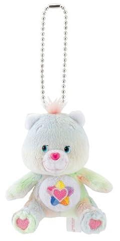 Care Bears Plush Key Chain True Heart Bear (japan import)