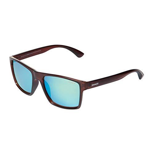 SINNER Sonnenbrille Herren in Mehrere Modische Farben - Männer Sonnenbrille Stylisch, Retro & Vintage Design - 100% UV400 Schutz, Polarisiert & Nicht Polarisiert