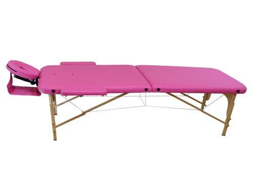 Lettino Da Massaggio Lettini Per Massaggi 2 Zone Legno Portatile