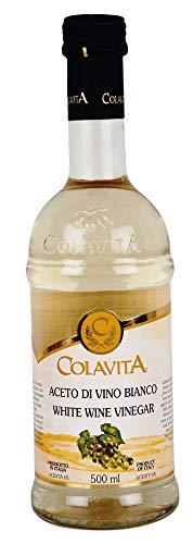 Colavita Vinegar 500 ML (White)