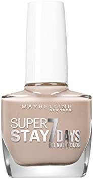 Maybelline New York Sstay C7 Days City Nudes 890 Greige Steel