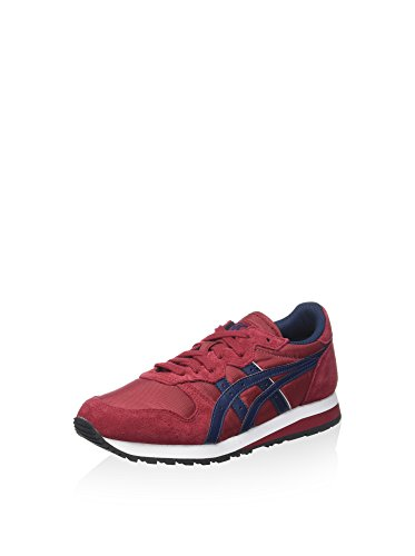Asics Oc Runner, Sneakers Basses Mixte adulte Rouge
