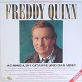 Freddy Quinn - Heimweh, Die Gitarre Und Das Meer - Pilz - 44 1046-1