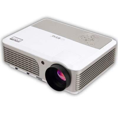 LOVEPET Proyector Smart Micro Proyector 1080P Proyectores Multimedia LED para El Programa De TV Movie Karaoke Video Game