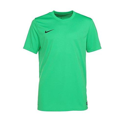 Nike Park VI Camiseta de Manga Corta para hombre, Verde (Hyper Verde/Black), XL