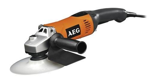AEG SE12-180 Schleifmaschine, 1200 W Motor, Scheibendurchmesser 18 mm, Schleifgerät mit Spindelarretierung-BEWS18-230BL-0