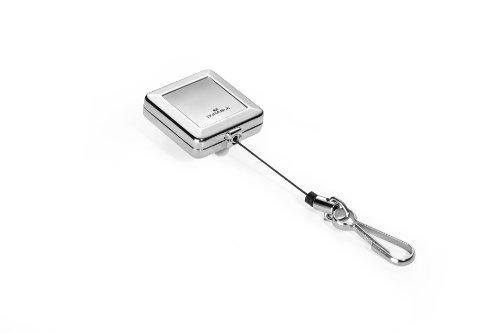 Durable 832823 Chrome Quadro - Cordón extensible