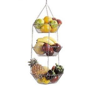 Paniers Legumes - Panier Suspendu - Fruits et Légumes -