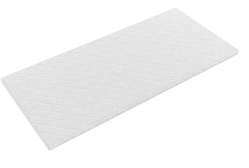 Evergreenweb - Colchón Topper Enrollable - Soporte ergonómico - Esterilla - excelente...