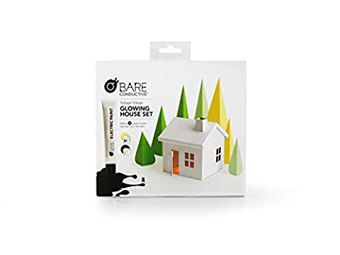 Bare Conductive Glowing House Set Voltage Village