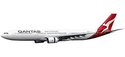 Herpa 611510 Qantas Airbus A330-300 - new 2016 colors - VH-QPJ, Flugzeug von Herpa