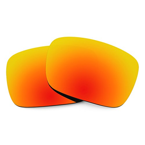Revant Ersatzlinsen für Von Zipper Elmore Polarisierung Elite Feuerrot MirrorShield®