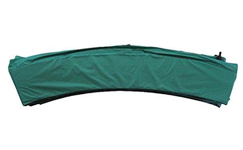 Unbekannt Rahmenpolsterung für Trampoline 366 cm, grün s2JB1E