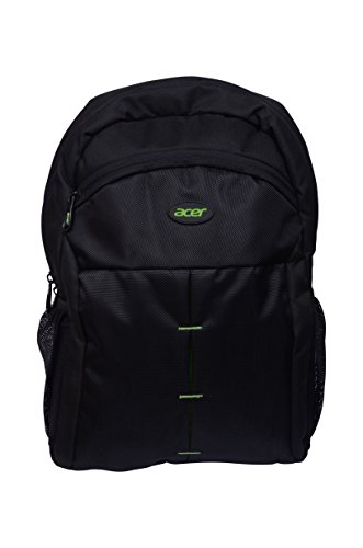 "Acer Original Backpack 15.6"" Black Laptop Bag"